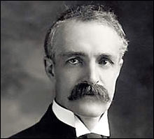 Gifford Pinchot, first Chief of the U. S. Forest Service.