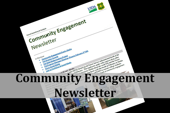 Latest FIA Community Engagement Newsletter