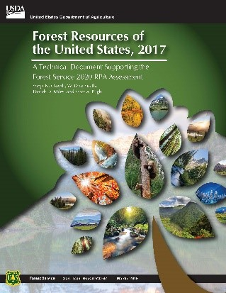 Forest Resources of the United States 2017