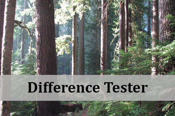 Difference Tester
