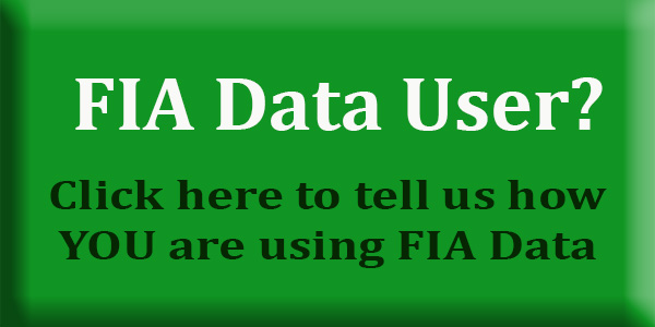 FIA Data User Feedback